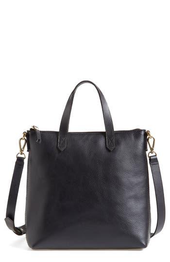 Madewell The Transport Leather Crossbody Bag -