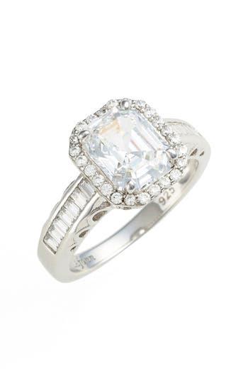 Women's Lafonn 'Lassaire' Asscher Cut Ring