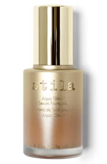 Stila 'Aqua Glow' Serum Foundation - Deep