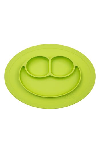 Infant Ezpz 'Mini Mat' Silicone Feeding Mat, Size One Size - Green