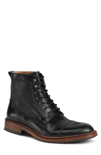 Men's Trask 'Lowell' Cap Toe Boot