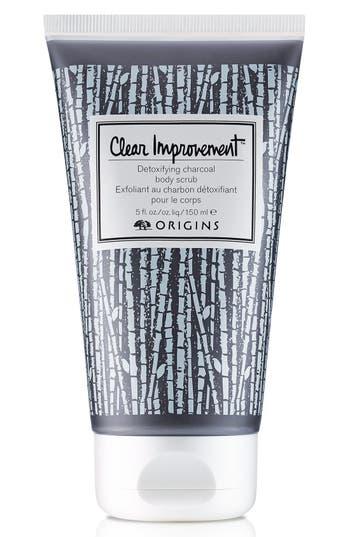 Origins Clear Improvement(TM) Detoxifying Charcoal Body Scrub