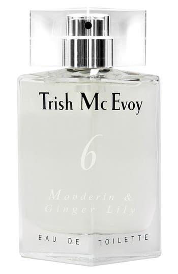 Trish Mcevoy No. 6 Mandarin & Ginger Lily Eau De Toilette