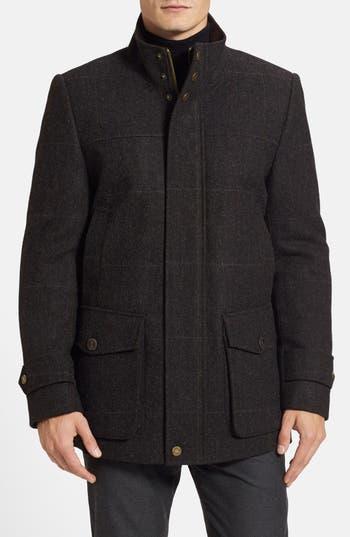 Men's Vince Camuto 'Shetland' Luxury Wool Coat