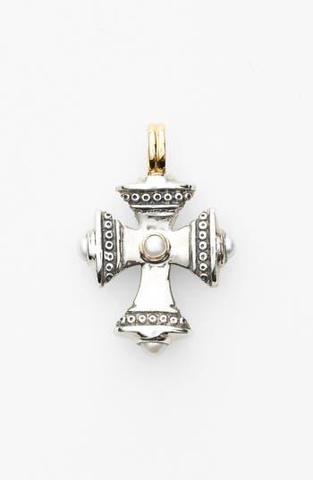 Women's Konstantino 'Kassandra' Small Maltese Cross Pendant