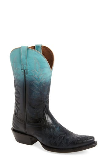Ariat Ombre X Toe Western Boot