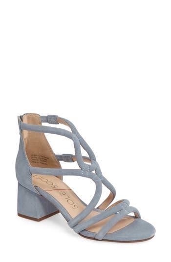 Women's Sole Society Jenina Block Heel Sandal