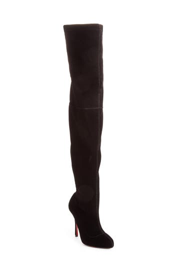 Christian Louboutin Classe Over The Knee Boot