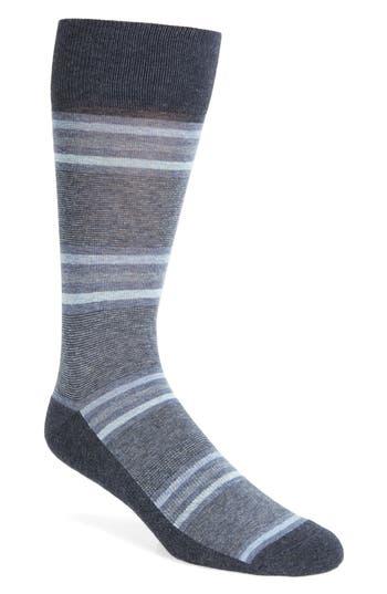 Men's Nordstrom Men's Shop Tonal Stripe Socks