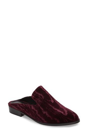 Robert Clergerie Alicetn Venetian Loafer Mule, Purple