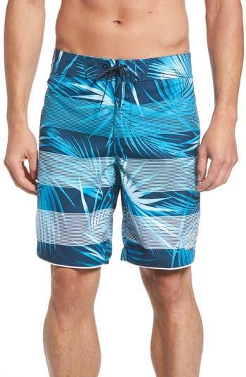Billabong 73 Og Stripe Board Shorts, Blue