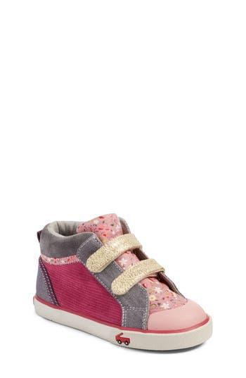 Toddler Girl's See Kai Run Kya Sneaker