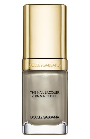Dolce & gabbana Beauty 'The Nail Lacquer' Liquid Nail Lacquer - Platinum 810