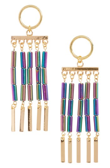Women's Vanessa Mooney The Roxy Drop Earrings