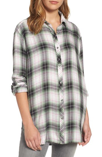 Blue Plaid Shirt | Nordstrom