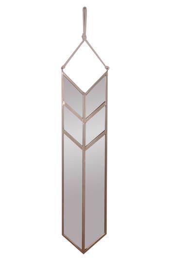 Crystal Art Gallery Festival Mirror, Size One Size - Metallic