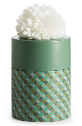 Illume Pompom Scented Candle Tin, Size One Size - Green