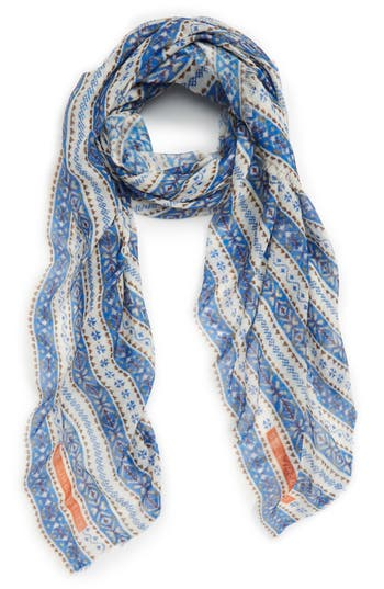 Women's Stella Mccartney Fair Isle Scarf