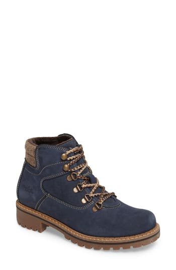 Bos. & Co. Hartney Waterproof Boot - Blue