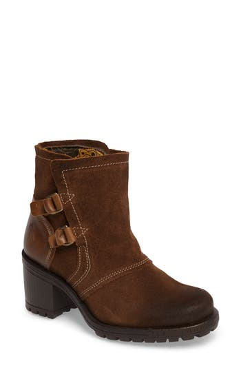 Fly London Lory Boot - Brown