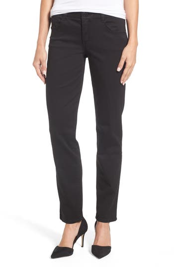 Ab-Solution Straight Leg Jeans