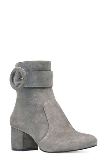 Nine West Quilby Bootie, Grey