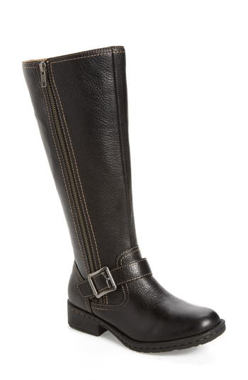 Comfortiva Sedalia Tall Boot, Black