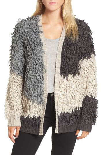 Women's Chelsea28 Loopy Colorblock Cardigan