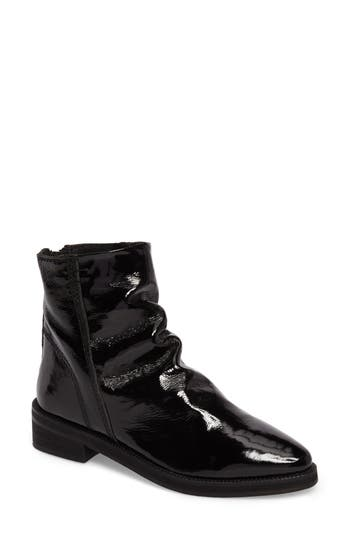 Free People Amarone Slightly Slouchy Bootie, Black