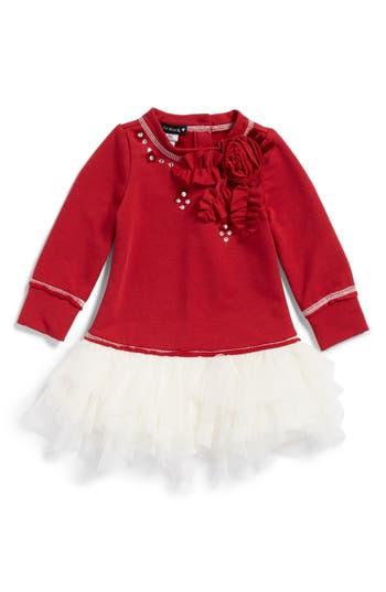 Infant Girl's Kate Mack Knit Bodice Tutu Dress