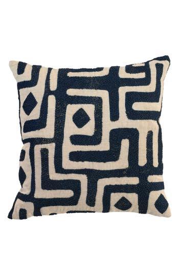 Villa Home Collection Mavis Pillow, Size One Size - Blue