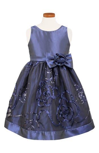 Girl's Sorbet Sequin Party Dress