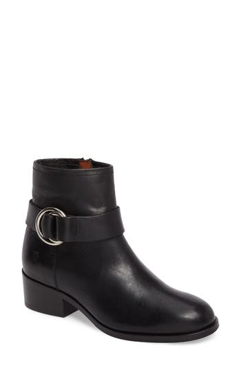 Frye Kristen Harness Bootie, Black