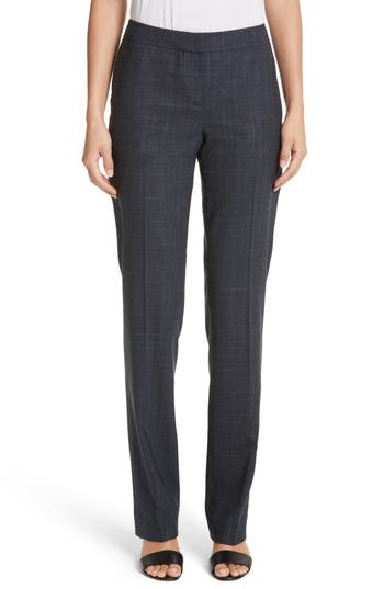 Women's Lafayette 148 New York Barrow Stretch Wool Pants