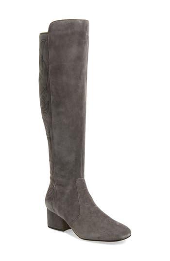 Marc Fisher Ltd Tawnna Knee High Boot- Grey