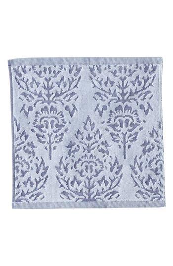 John Robshaw Jalati Wash Cloth, Size One Size - Blue