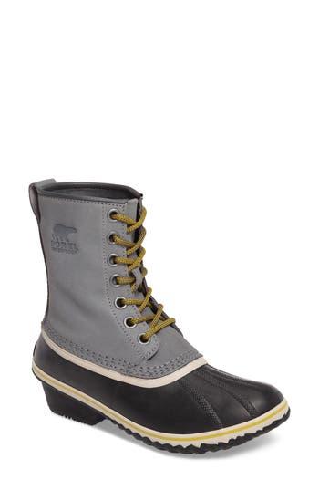 Sorel Slimpack 1964 Waterproof Boot, Grey