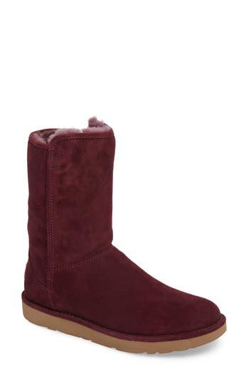 Ugg Abree Ii Short Boot, Purple