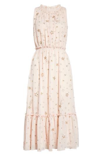 Women's Kate Spade New York Amada Embellished Midi Dress