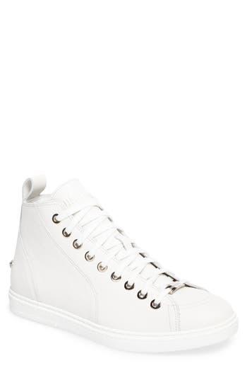 Men's Jimmy Choo Colt High Top Sneaker