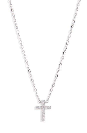Women's Nadri Cross Necklace
