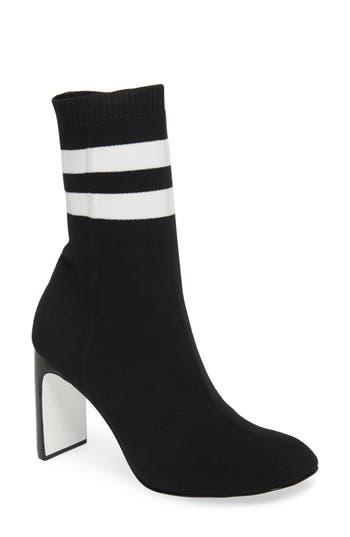 Rag & Bone Ellis Sock Bootie, Black