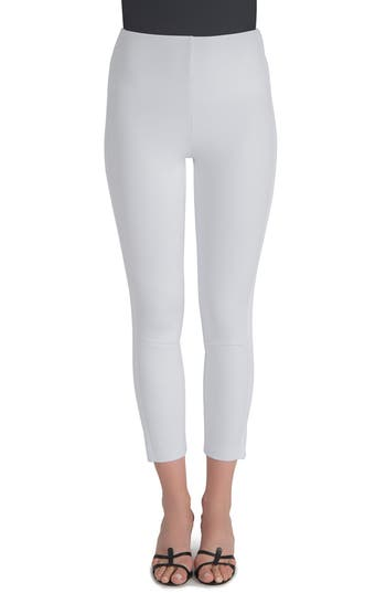 Lysse April Ankle Leggings, White