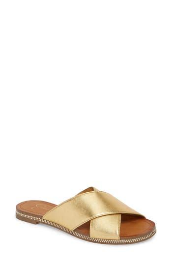 Jessica Simpson Brinella Sandal- Metallic