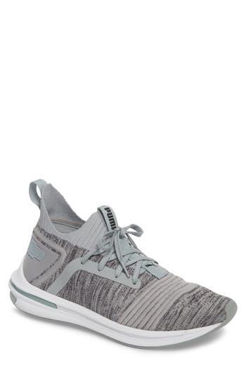 335ea61436ca Puma Ignite Limitless Sr Evoknit Sneaker In Quarry