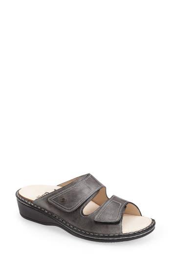 Women's Finn 'Jamaica' Sandal, Size 8-8.5US / 39EU - Grey