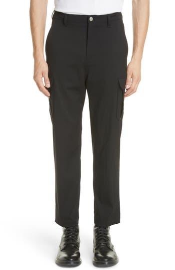 Helmut Lang Cargo Pants, Black