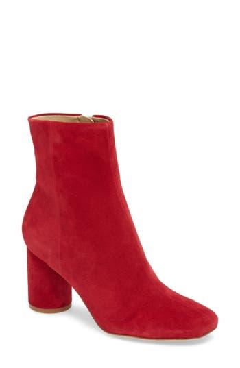 Marc Fisher Ltd Galella Bootie, Red