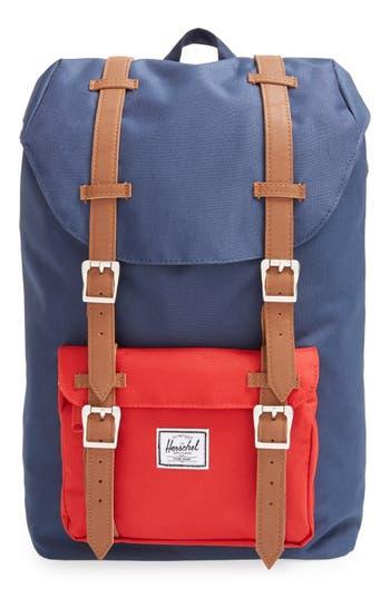 Herschel Supply Co. Little America - Mid Volume Backpack - Blue