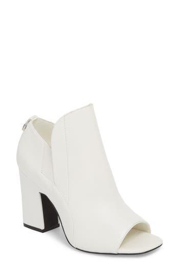 Calvin Klein Remy Bootie, White